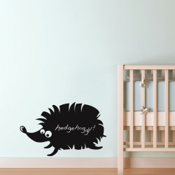 HEDGEHOG CHALKBOARD