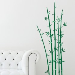 BAMBOO STICKS: Quality Made-in-Singapore Decal from Decorette