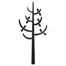 TREE COAT RACK