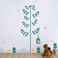 TREEHOUSE GARDEN: Quality Made-in-Singapore Decal from Decorette