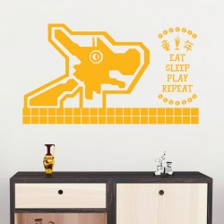 DRAGON PLAYGROUND: Quality Made-in-Singapore Decal from Decorette