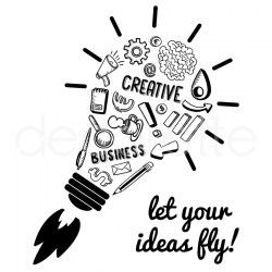 LET YOUR IDEAS FLY