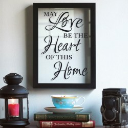 HEART OF THIS HOME
