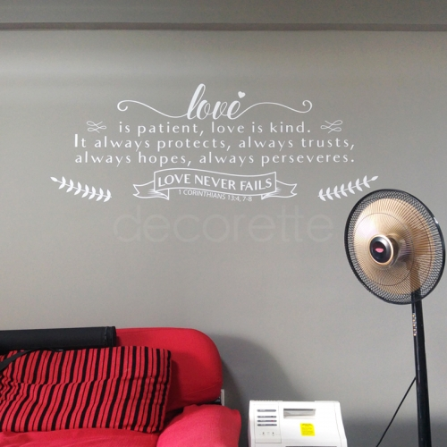 decal by Decorette