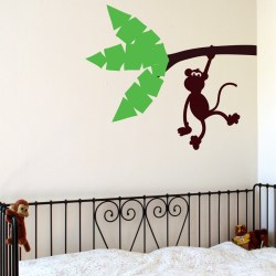 MONKEY BUSINESS: Quality Made-in-Singapore Decal from Decorette