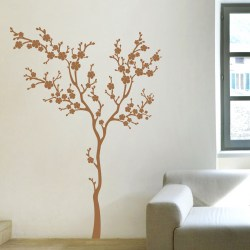 SAKURA CHERRY TREE: Quality Made-in-Singapore Decal from Decorette