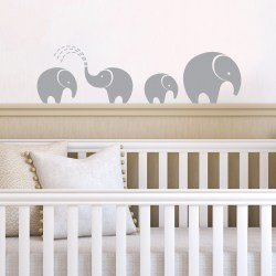 ELLIE ELEPHANTS: Quality Made-in-Singapore Decal from Decorette