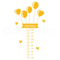 BALLOONS GROWTH CHART