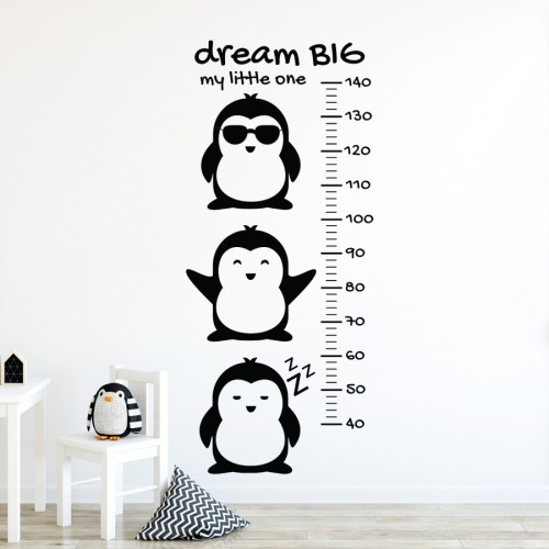 PENGUINS GROWTH CHART