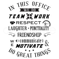 IN THIS OFFICE (TEAMWORK)