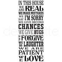 IN THIS HOUSE (REAL)