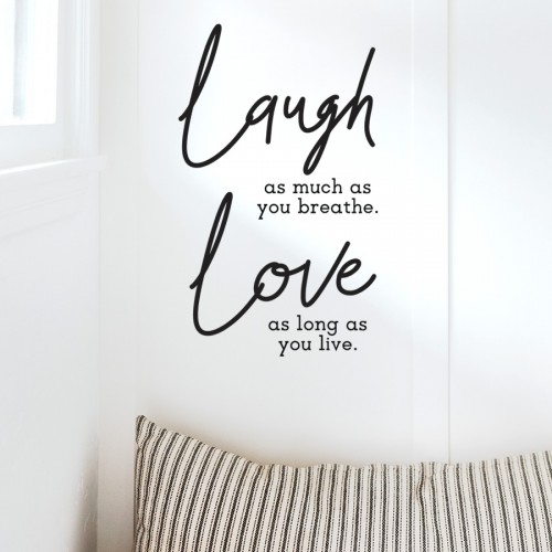LAUGH.LOVE