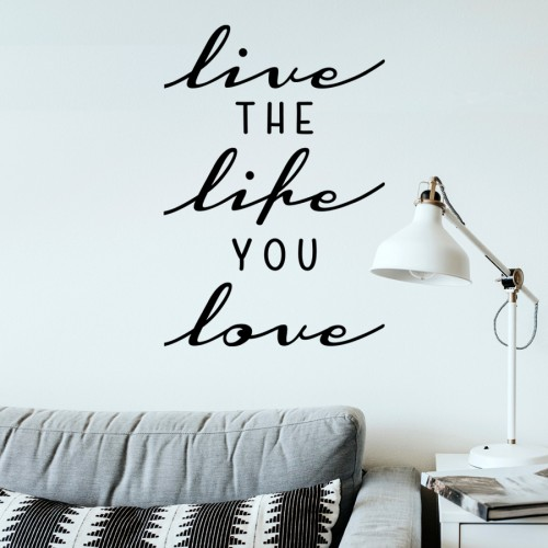 LIFE YOU LOVE